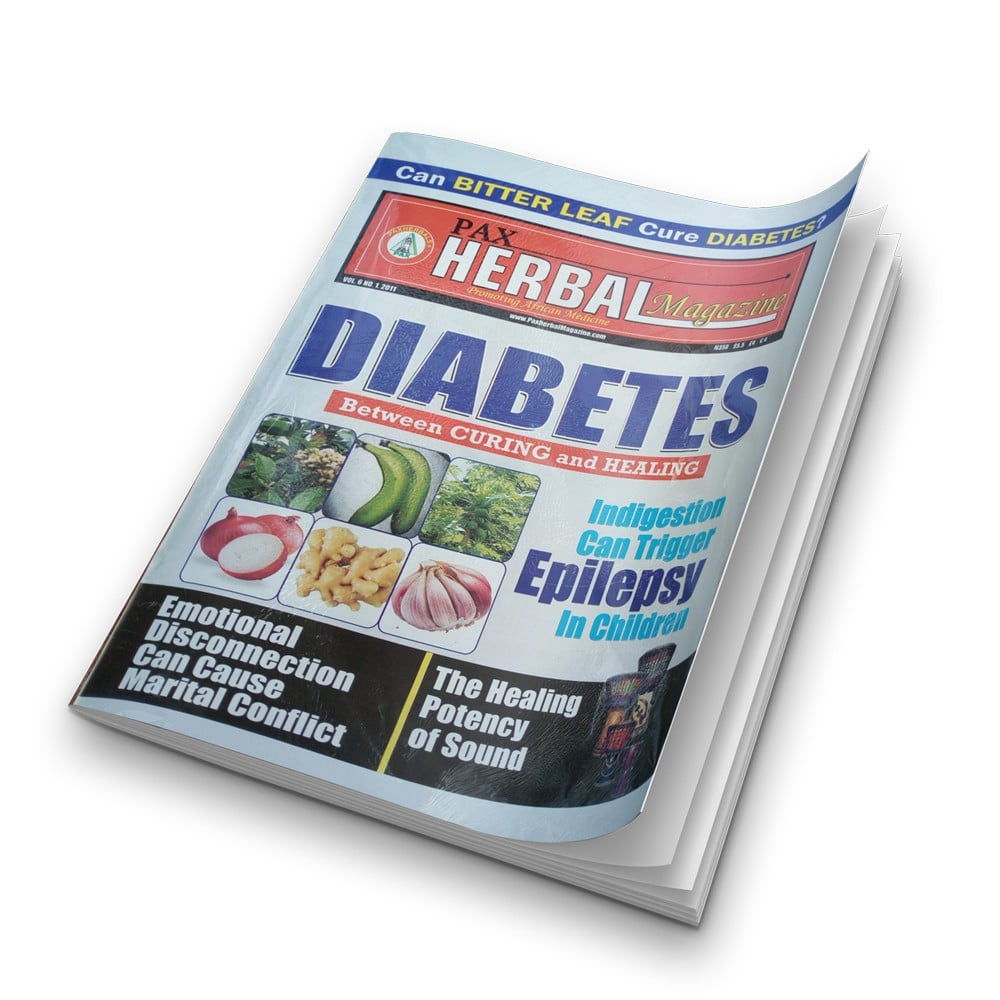 Paxherbal magazine (Diabetes) product image